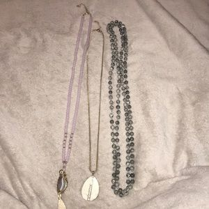 Jewelry - Long Necklace bundle